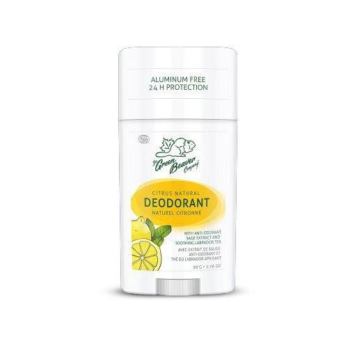 Green Beaver – Déodorant Citronné 50g TX11137