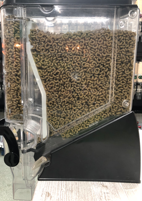 Macaroni aux épinard bio 1Kg Vrac