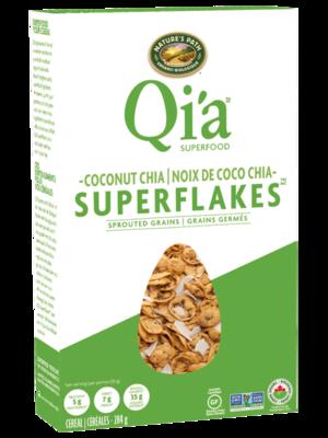 Nature's Path - Cereales Qia chia noix de coco bio 283g