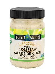 Earth Island – Salade de chou bio 355ml 19073