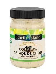 Earth Island – Salade de chou bio 355ml
