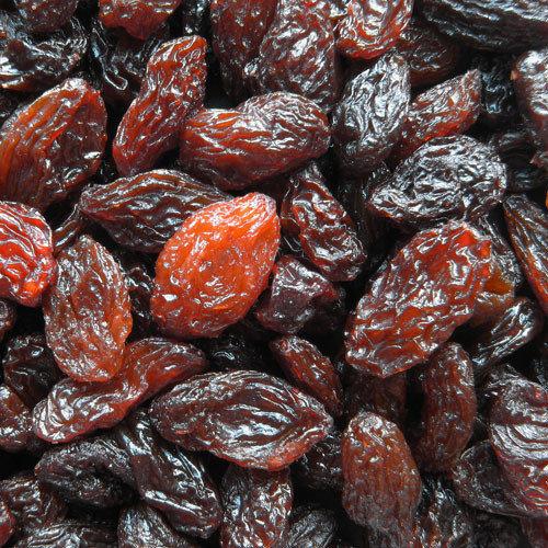 Raisins secs Thompson biologiques 1Kg VRAC 5014