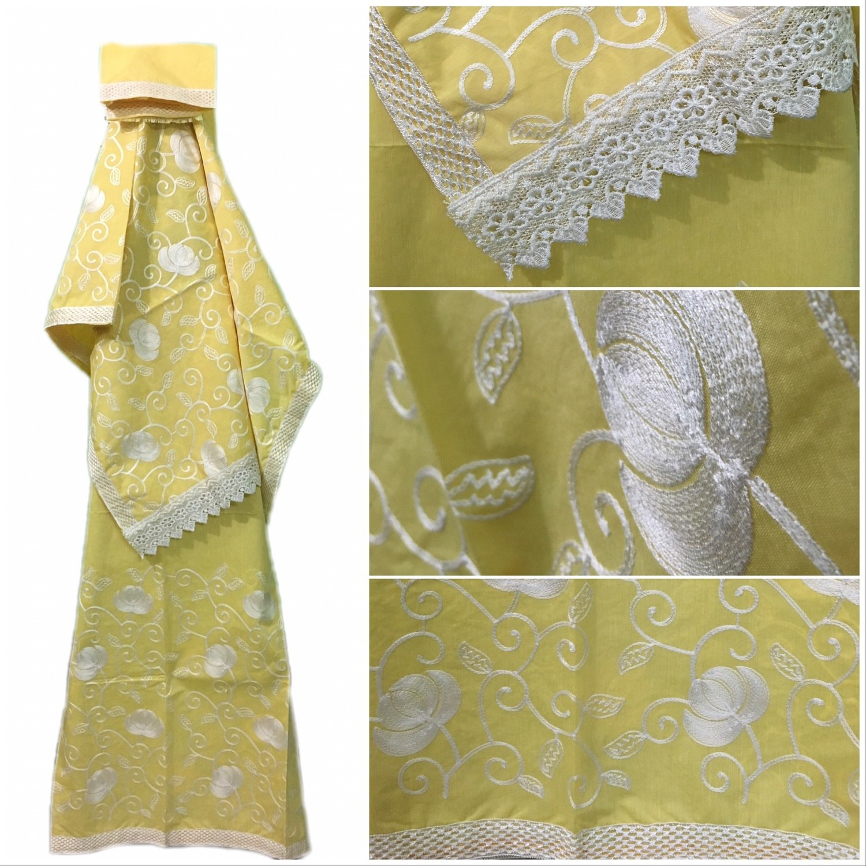 Heavy Embroidery Mekhela Chador