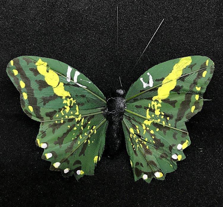 Vihreä Perhonen