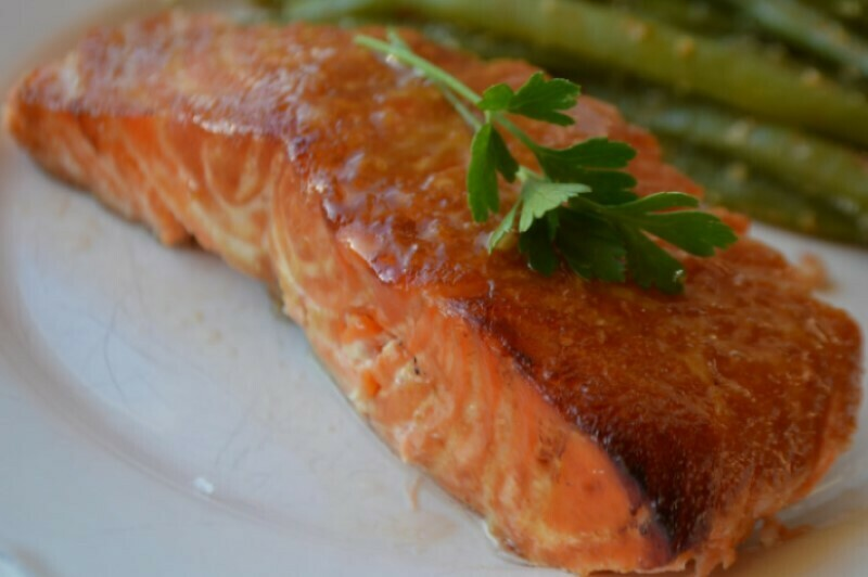 Cafe Infused sMoked Salmon