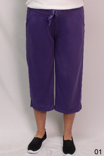Supple Capri Pants