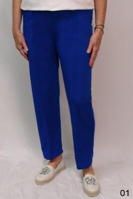 Comfortable Elastic Waist Pants