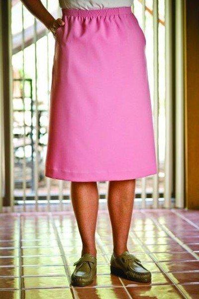 Flat Knit Skirt