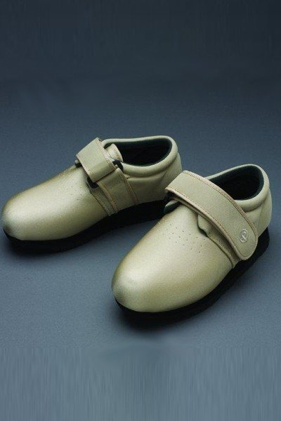 Opedic Adjustable Shoes (Men's Beige)