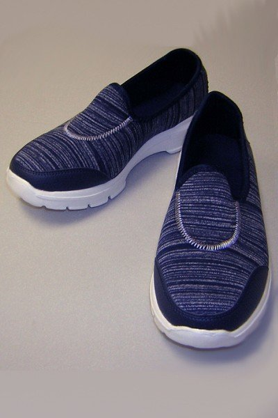 Ladies Comfort Slip On Shoe