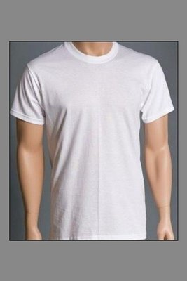 Crew Neck Undershirts (3-Pack)