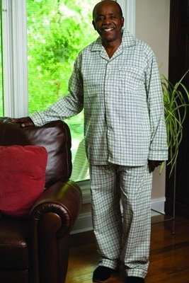 Men's Broadcloth Pajamas