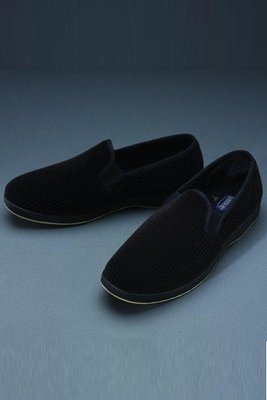 Foamtreads® Velour Slippers