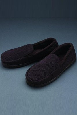 Corduroy Slippers