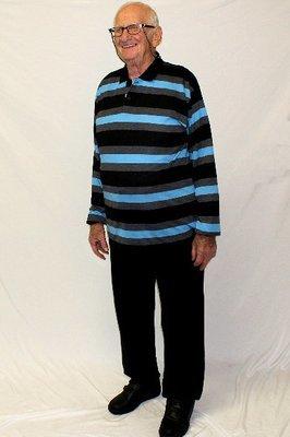 Men's Long Sleeve Designer Set