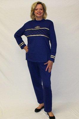 Elegant Designer Long Sleeve Set