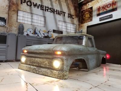 Proline 1966 Chevy light kit
