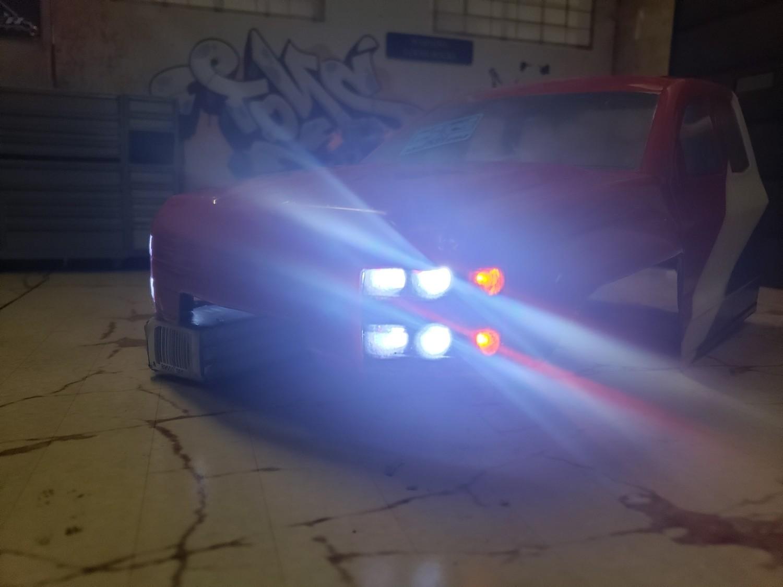 Proline Chevy Honcho Cab Headlights