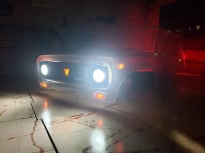 VP Origin HV light set