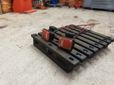 Square Universal Taillights