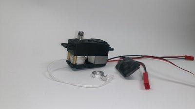 PST-200 servo winch series - Low pro
