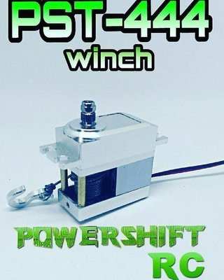 PST-444 servo winch series