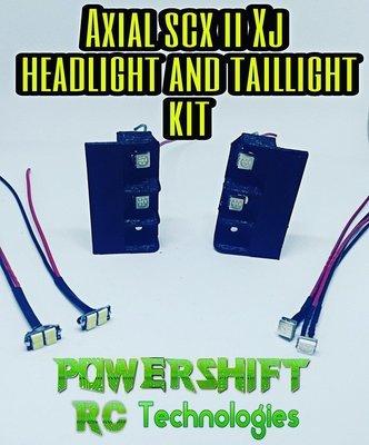 Axial™ Jeep™ XJ SCX-2 full light kit