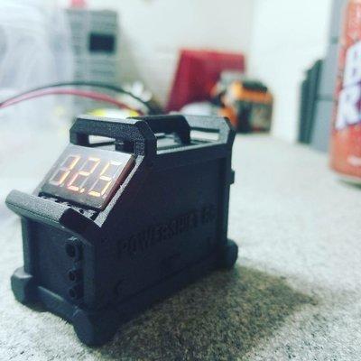Scale welder w/ Voltage meter.