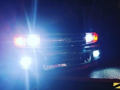 Toyota LC70 light kit