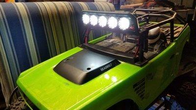 Axial Deadbolt Light Bar led Inserts