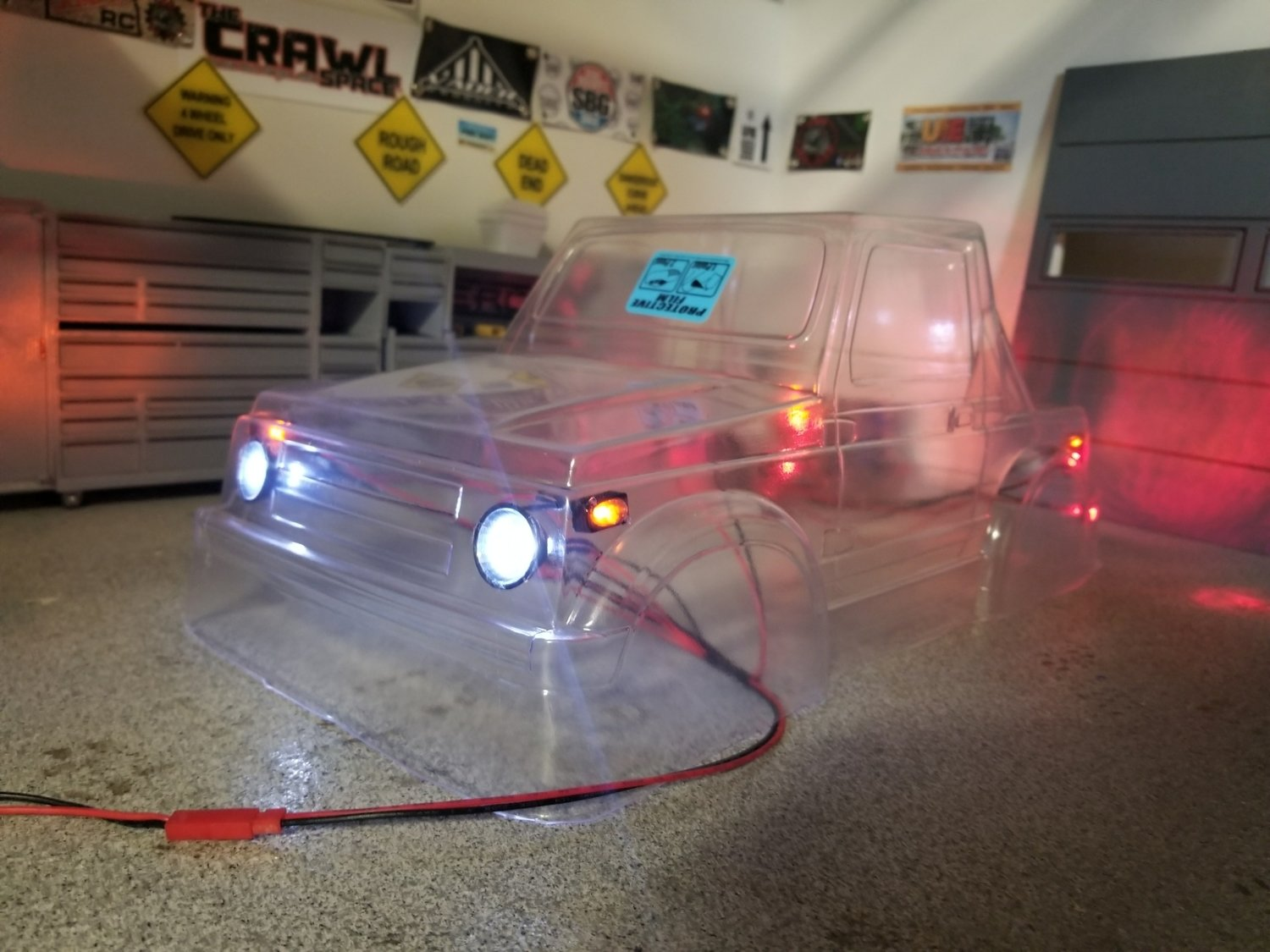 Proline Sumo light kit