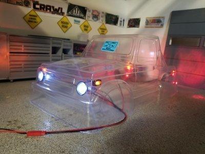 Proline Sumo light kit