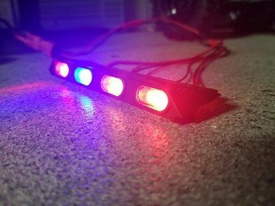 Exo or Yeti rear light bar lenes