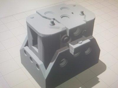 Battery D.M.S UNIT