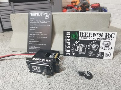 Reefs 555 winch ***** Special Order*****