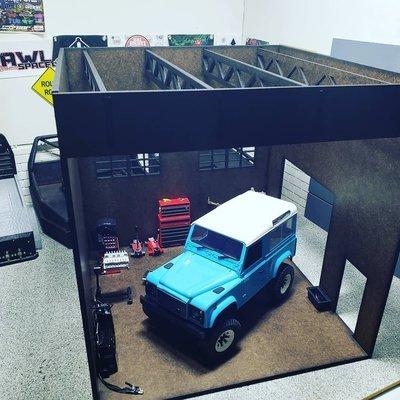 1x1x1 micro garage kit