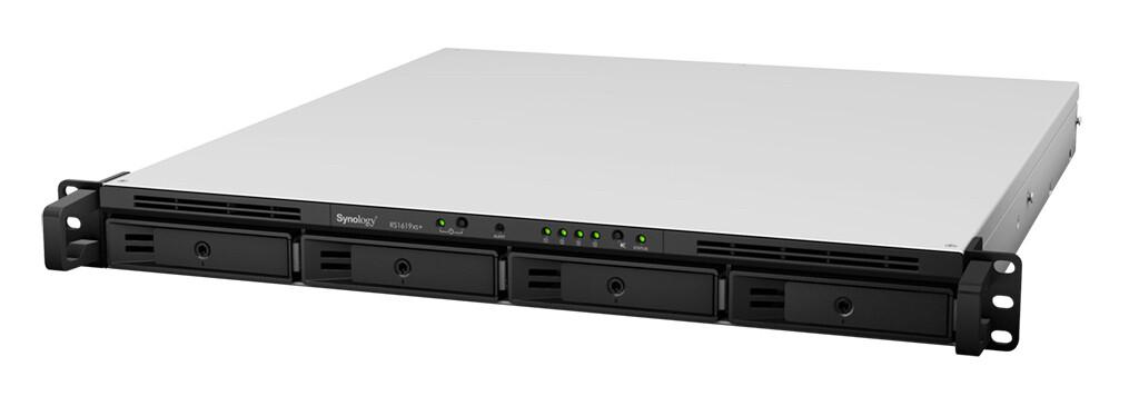 Synology RackStation RS1619xs+ 4-Bay NAS
