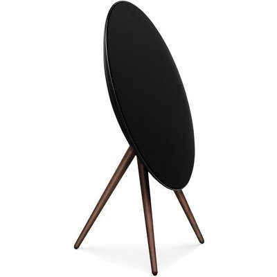 Beoplay A9 One-Point Music System with Walnut Legs (Black)