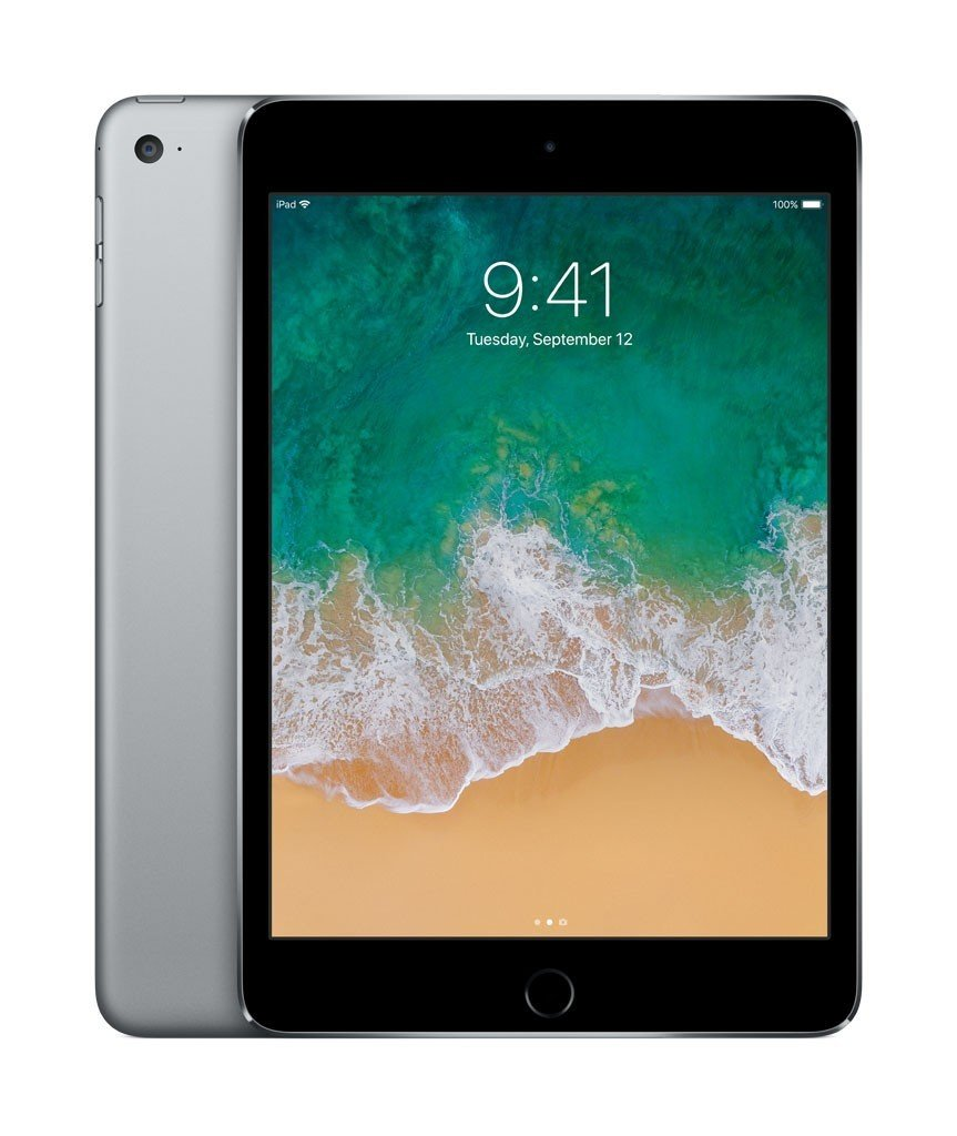 iPad mini 4 Space Grey