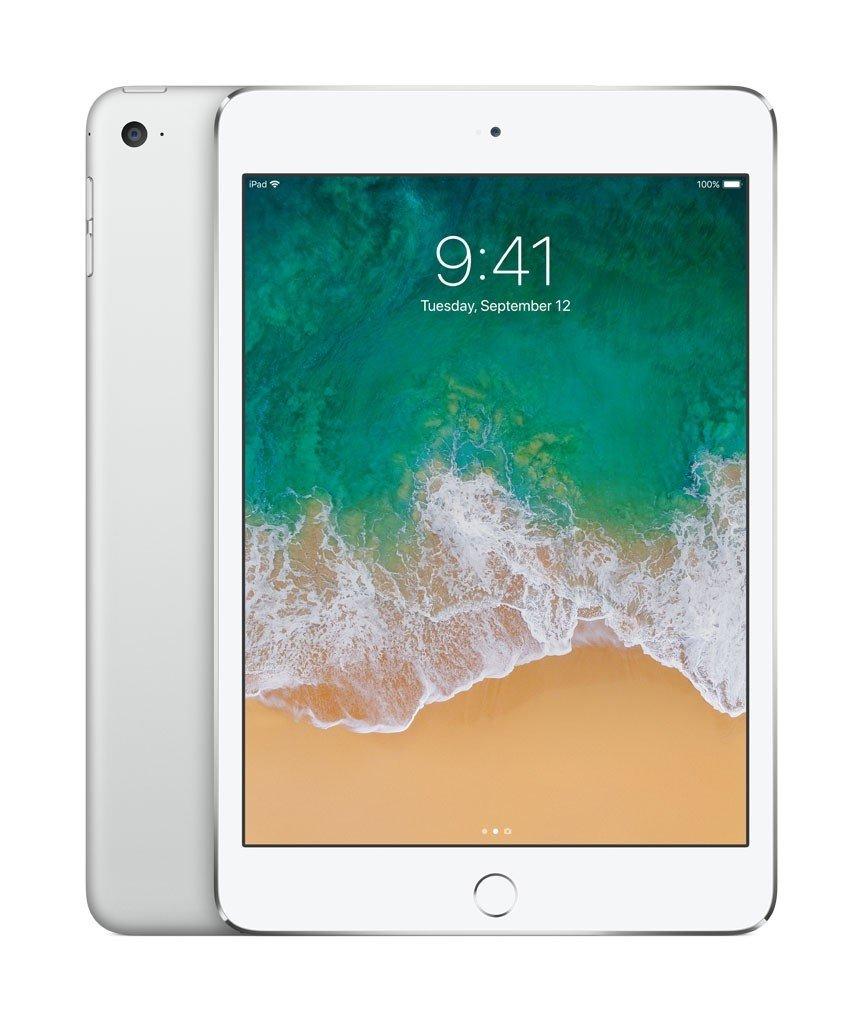 iPad mini 4 Silver