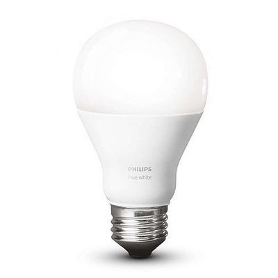 Philips Hue Single Bulb E27 White A60 9W