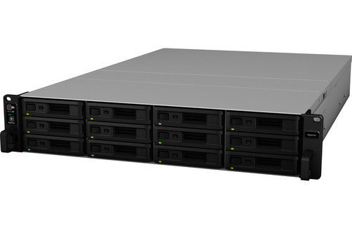 Synology RS2418+ RackStation 12-Bay NAS server