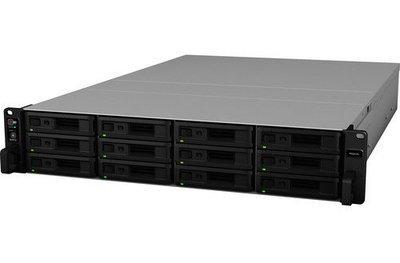 Synology RS2418+ RackStation 12-Bay NAS server