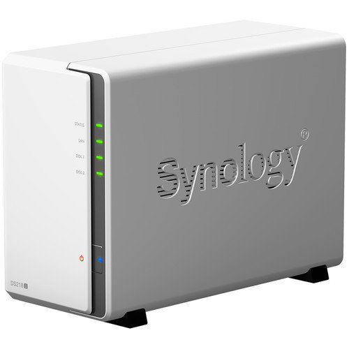 Synology DS218j 2-Bay NAS