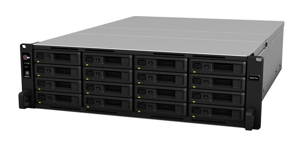 Synology RackStation RS4017xs+ 16-Bay NAS server