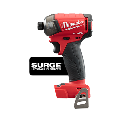 "M18 FUEL™ SURGE™ 1/4"" Hex Hydraulic Driver (Tool Only) 2760-20"