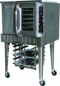 Royal RCOS-1 Gas Single stack Convection Oven