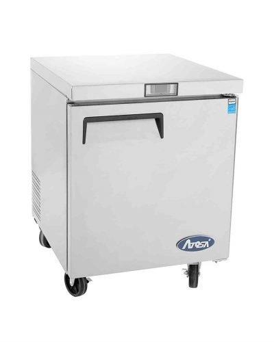 "Atosa 27"" Undercounter Refrigerator"