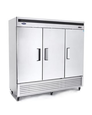 Atosa Bottom Mount (3) Three Door Freezer