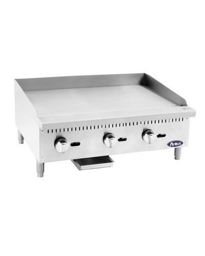 "Atosa CookRiteATMG-36 Manual 36""Griddle Heavy Duty"